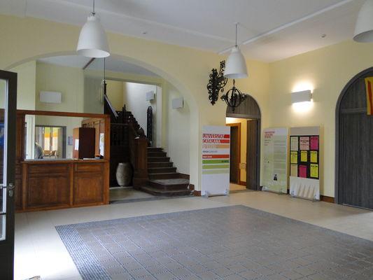 alberg hall