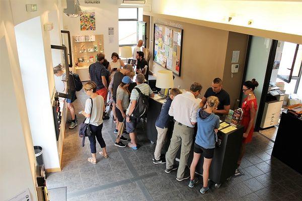 antenne de Vernet les Bains office de tourisme conflent canigo