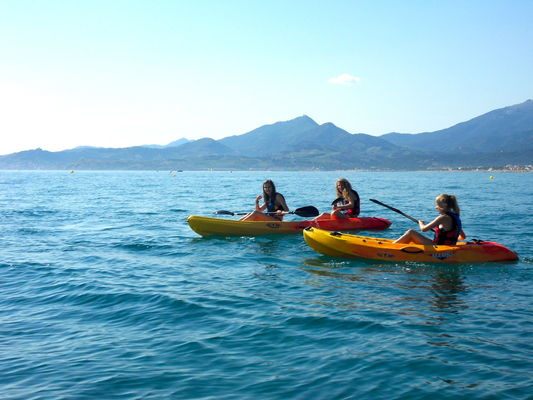 argeles-club-emeraude-location-kayak-rent