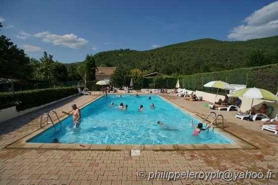 camping las closes piscine 2