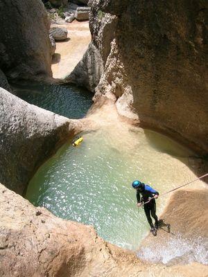 canyon Mascun Sierra de Guara 010