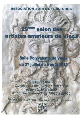 expo artistes amateurs