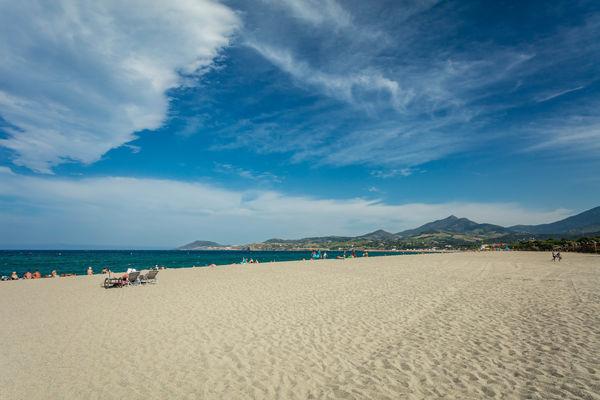 hotel-centre-plage---argeles-sur-mer---plage1