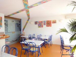 Hôtel Centre Plage Argelès-sur-Mer - petit dej