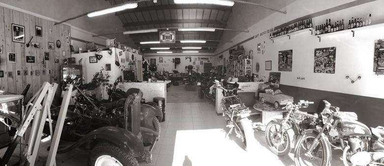 intérieur Aspi Moto