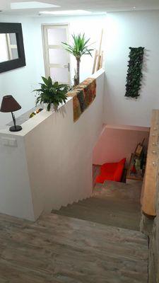 photo loft2.escalier