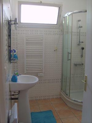 résidence clémenceau salle de bains