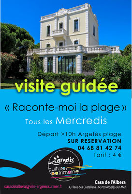 visite-guidee-argeles-plage