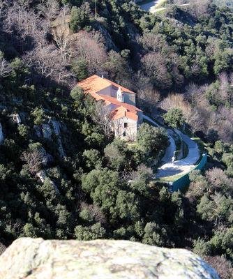 14.Argeles rando .ermitage ND du chateau