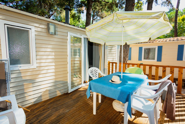 5 LOCATION MOBIL HOMES CAMPING LE TEXAS ARGELES SUR MER