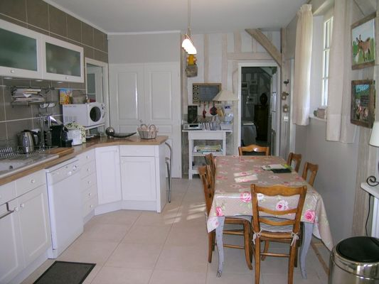 Cuisine - Le Gourel - Mme Van Roy - Brachy