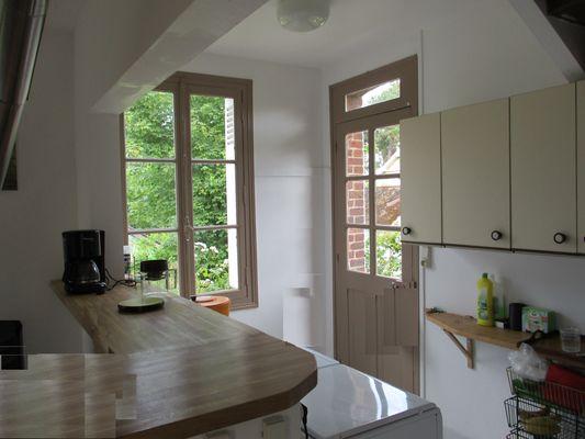 Quiberville  - Villa des Gobelins - Cuisine - M. Davy