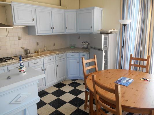 Quiberville - Villa les Mouettes - Cuisine  - Mme Desforges