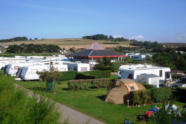 Camping de la Plage - Quiberville