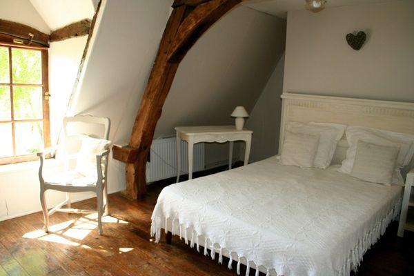 Lammerville / Bacqueville  - La Ferme de la Vienne - Mme Ropars - Chambre
