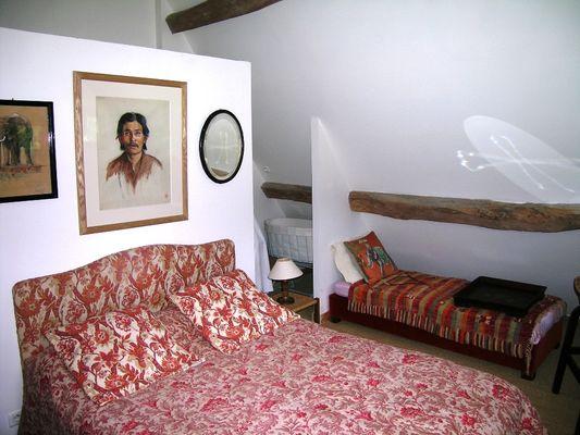 Ouville - La Maison des Amis - Chambre - Mme Van Roy