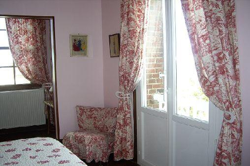 Quiberville - Villa Suzanne- Chambres (2)  - Mme Champagne - Quiberville