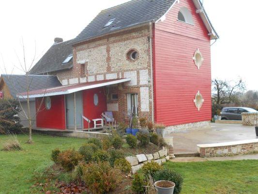 Gîte de Montreuil