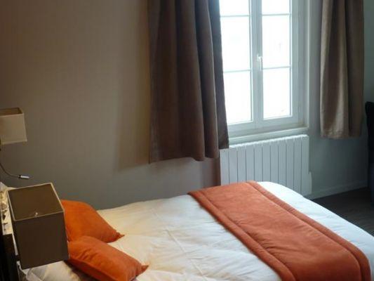 Hôtel de la Plage à Quiberville-sur-Mer