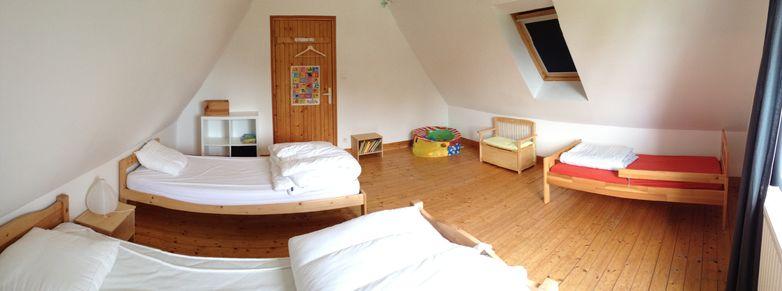 La Pommeraye - Chambre 2