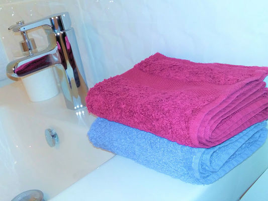 Jacquemarts Normands - détail salle de bain