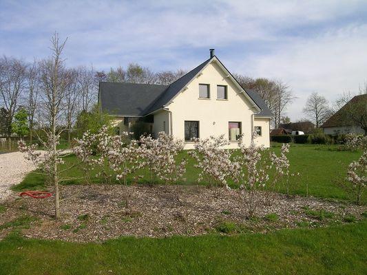 Gruchet St Siméon - La Maison de Gruchet - Mme Van Roy - Façade 2