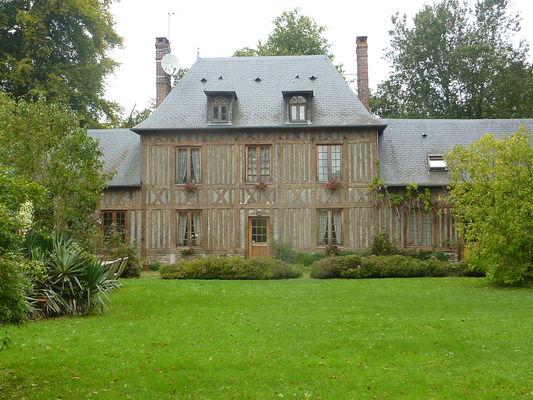 Gruchet St Siméon - La Maison de Lalette - Mme Jacquot