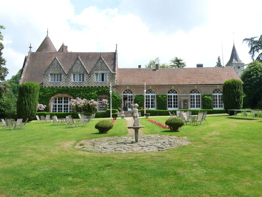 L'Abbaye - Exterieur