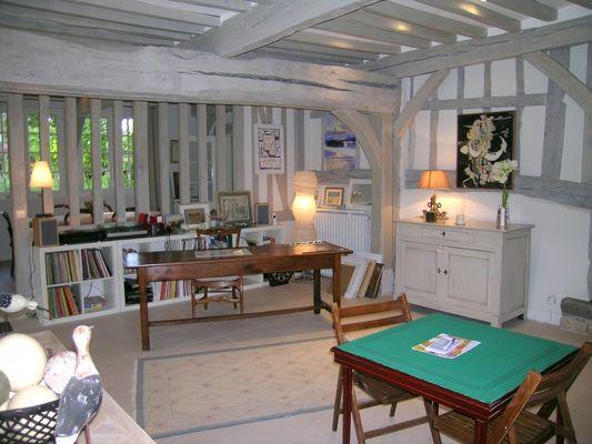 Brachy- Le Gourel - Salon (4) - Mme Van Roy