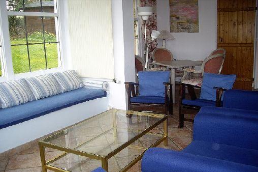 Quiberville - Villa Suzanne - Salon (4) -  Mme Champagne