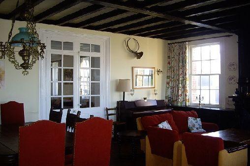 Quiberville - Villa Suzanne - Salon (1) -  Mme Champagne