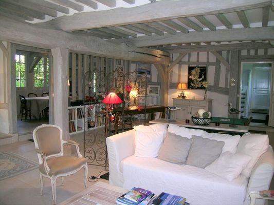 Brachy- Le Gourel - Salon (3) - Mme Van Roy