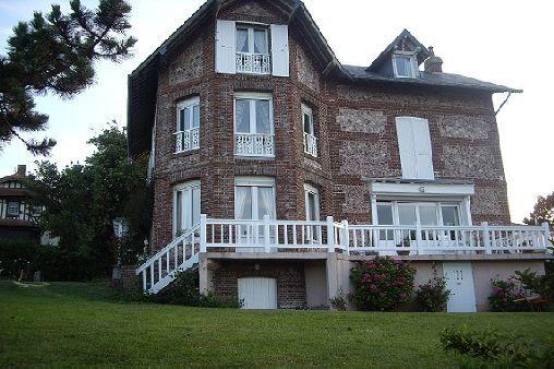 Quiberville - Villa Suzanne - Mme Champagne