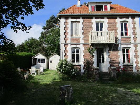 Quiberville - Villa des Gobelins - M. Davy