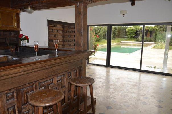 Maison du Loir Durtal veranda