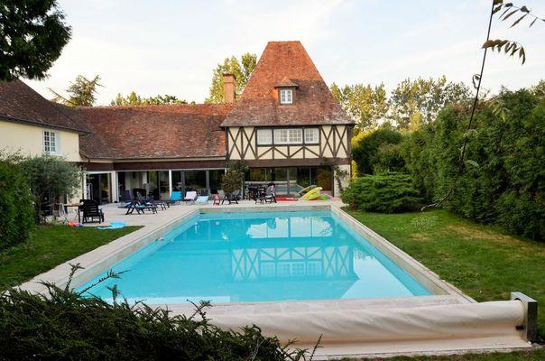 Maison du Loir Durtal piscine