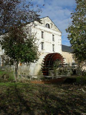 Moulin Pousset_Vouvray©André Clément