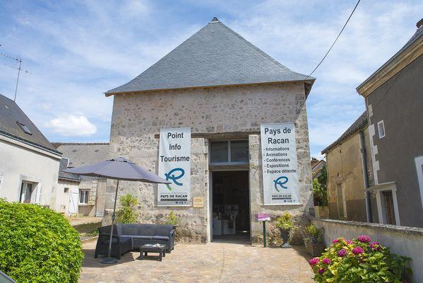 Chapelle Saint-André de Neuvy-le-Roi, Point Info Tourisme estival du Pays de Racan
