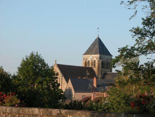 Eglise Saint-Aubin