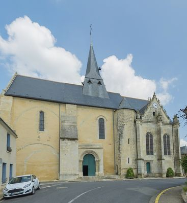 Eglise Saint-VincentB
