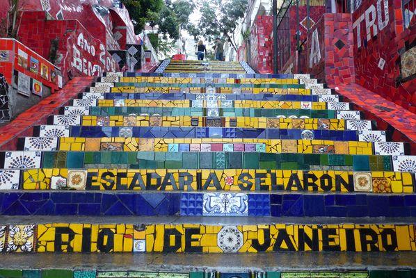Escalier Celaron Rio