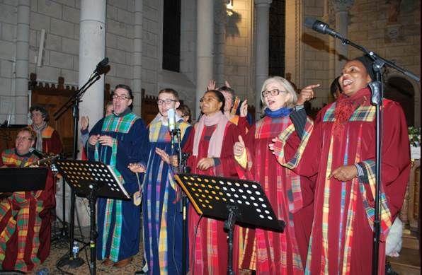 FMA49 Ensemble Keur Couleur Gospel
