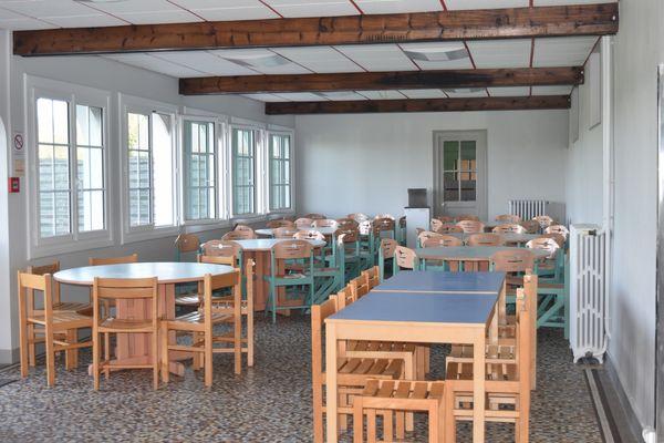 Gîte de réception VAUNAVAL - salle 50-60 personnes (38)