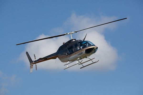 Helicoptere Air Touraine