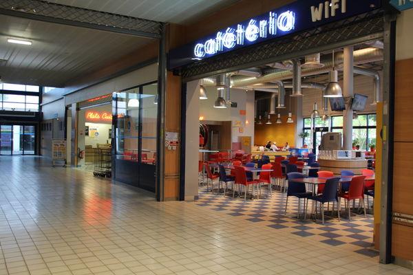 Cafétaria Leclerc