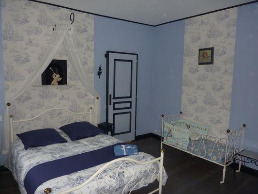 La gauganaise - Chambre St François