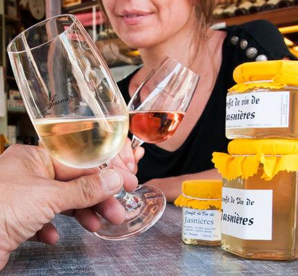 Bar à Vins Le Jasnières_La Chartre sur le Loir