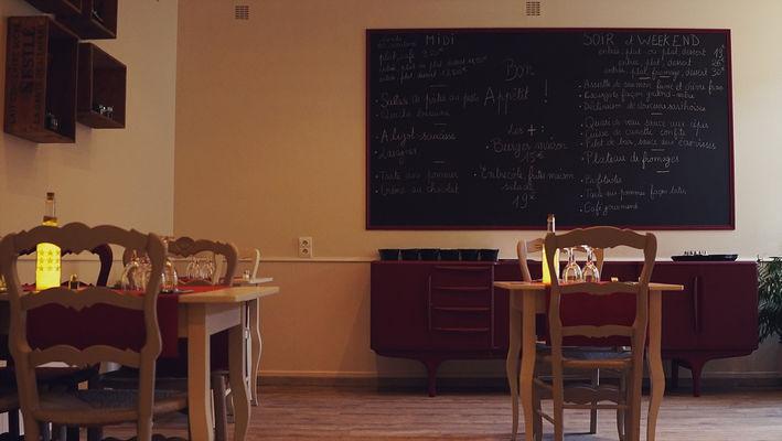 Restaurant Hôtel de la Gare_Montval sur loir(3)