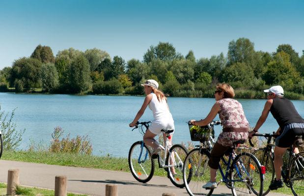 Vélos Lac de la Monnerie