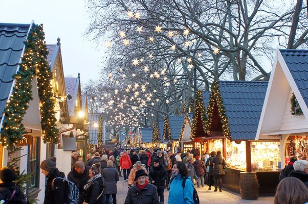 marché de Noël cr_ Pixabay